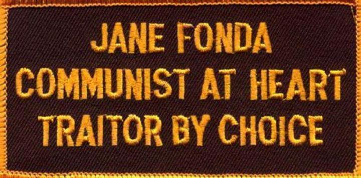 jane fonda communist
