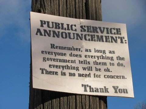 Public service announcement homework