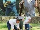 Reagan, Bush and Obama