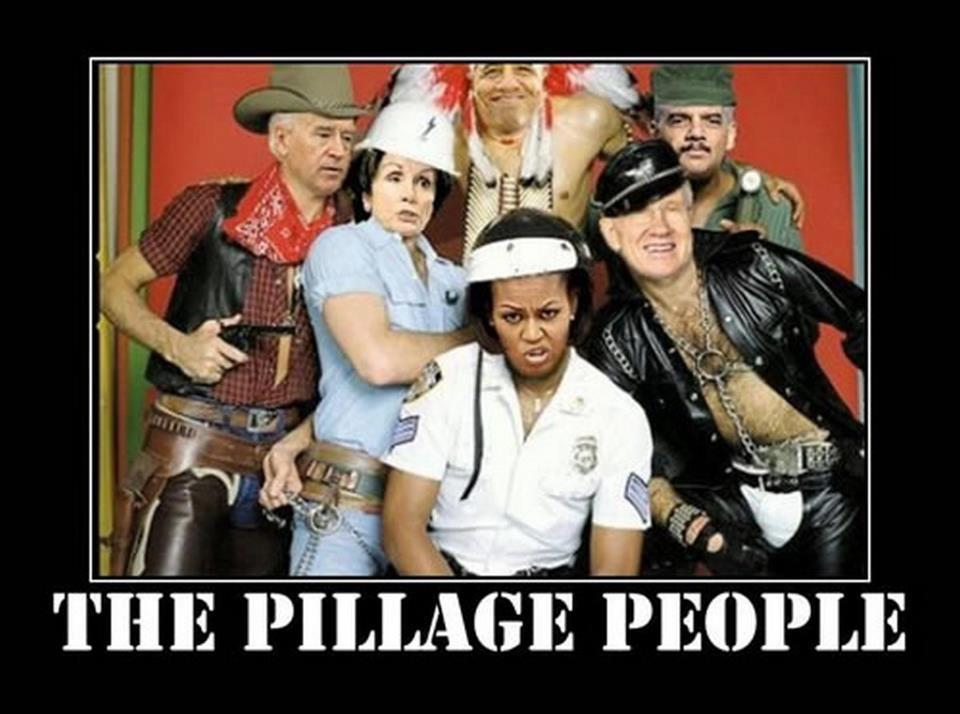 the pillage people The Pillage People