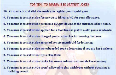 Top Ten Yo Mama Jokes 21