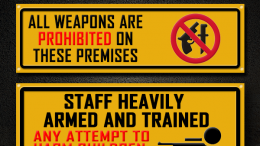 which of these signs will prevent another tragedy 260x146 Home