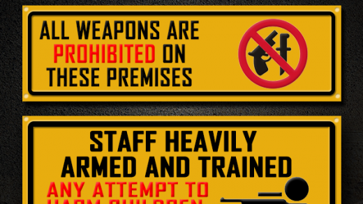 which of these signs will prevent another tragedy 520x293 Home