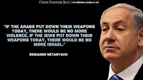 if-the-jews-put-down-their-weapons-today-there-would-be-no-more-israel