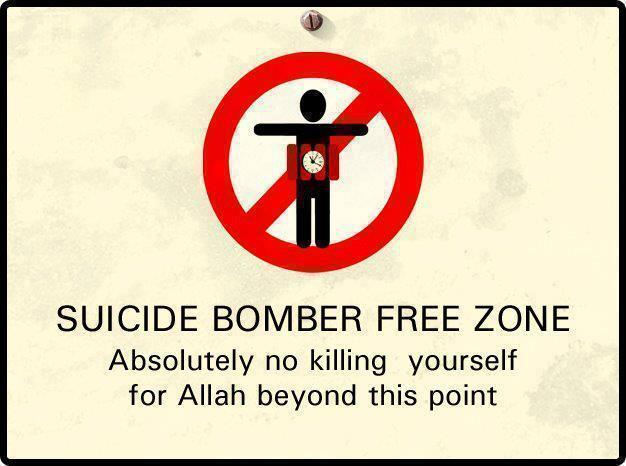 suicide-bomber-free-zone