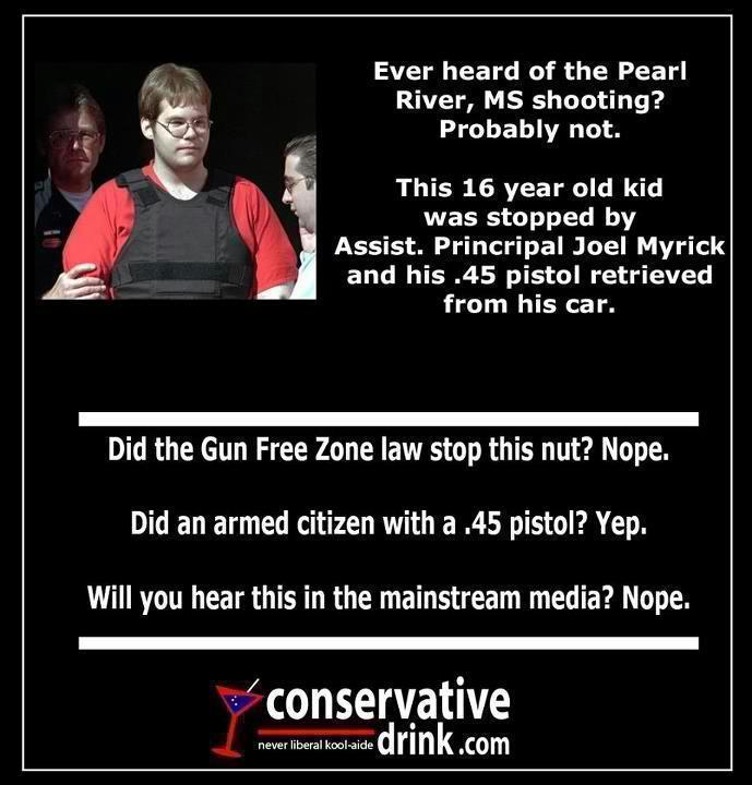 Ever Heard of the Pearl River MS Shooting?