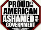 Proud to Be American Ashamed of My Government