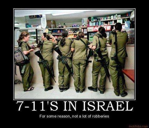 7-11's in Israel