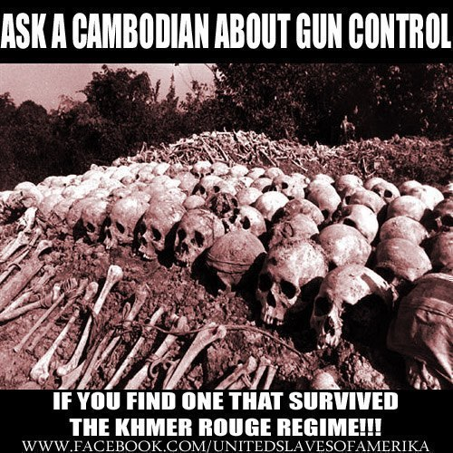 Ask a Cambodian About Gun Control