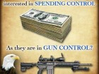 Don't You Wish Government Was as Interested in Spending Control?