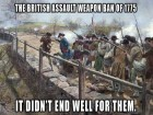 The British Assault Weapon Ban of 1775