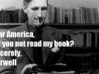 Dear America, Did You Not Read My Book?