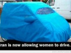Iran is Now Allowing Women to Drive