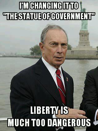 Liberty is Much Too Dangerous