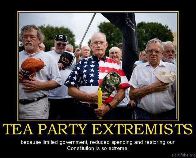 Tea Party Extremists