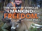 The Greatest Stimulus of Mankind is Freedom