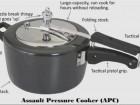 Assault Pressure Cooker (APC)