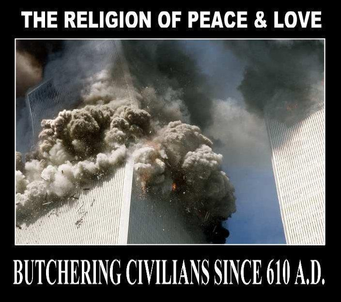 The Religion of Peace and Love