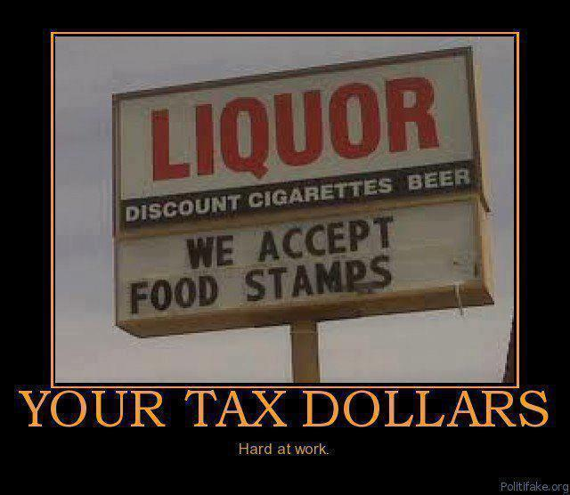 Your Tax Dollars