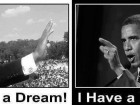 I Have a Dream! I Have a Drone!