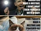 If My Daughters Make a Mistake, I Don't Want Them Punished with a Baby.