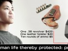 One Human Life Thereby Protected: Priceless