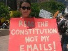Read the Constitution Not My Emails!