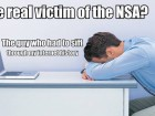 The Real Victim of the Nsa?