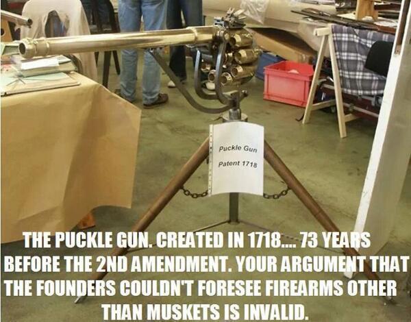 puckle-gun