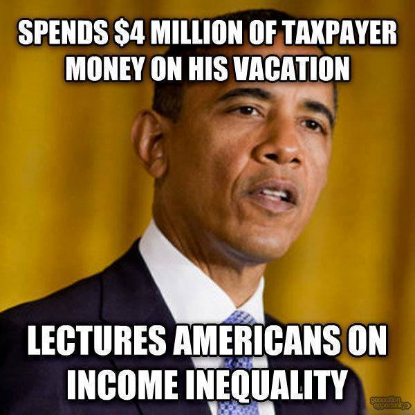 spends-4-million-of-taxpayer-money-on-his-vacation-lectures-americans-on-income-inequality