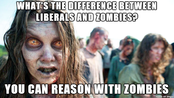 whats-the-difference-between-liberals-and-zombies