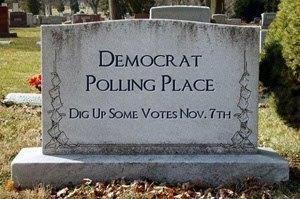 democrat-polling-place