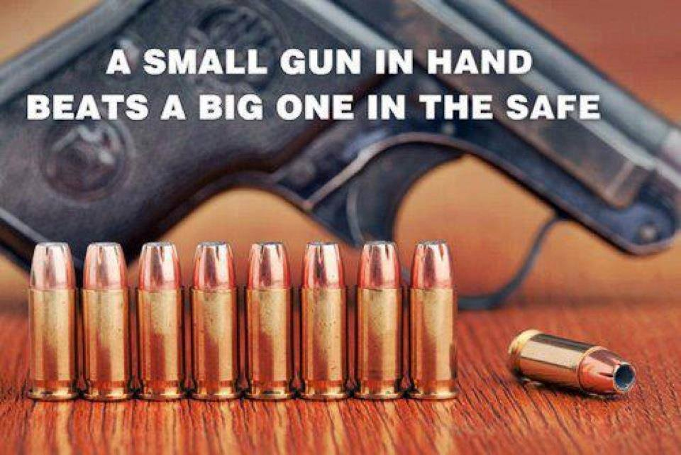 a-small-gun-in-hand-beats-a-big-one-in-the-safe