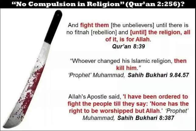 there-is-no-compulsion-in-islam-except-where-there-is