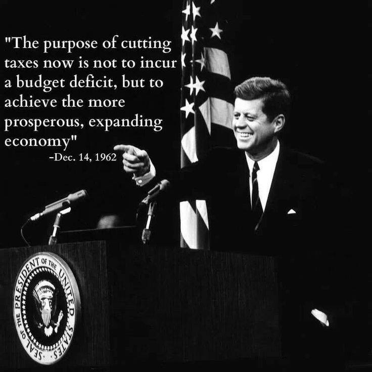 the-purpose-of-cutting-taxes-now-is-not-to-incur-a-budget-deficit-but-to-achieve-the-more-prosperous-expanding-economy