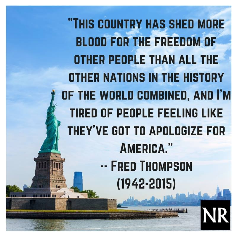 this-country-has-shed-more-blood-for-the-freedom-of-other-people-than-all-the-other-nations-in-the-history-of-the-world-combined